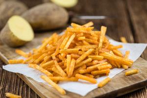 5 choses que vous ne saviez  pas sur les frites !