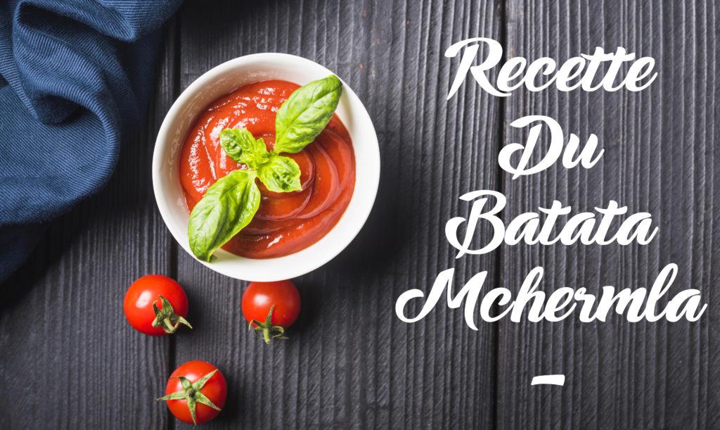 Batata Mchermla